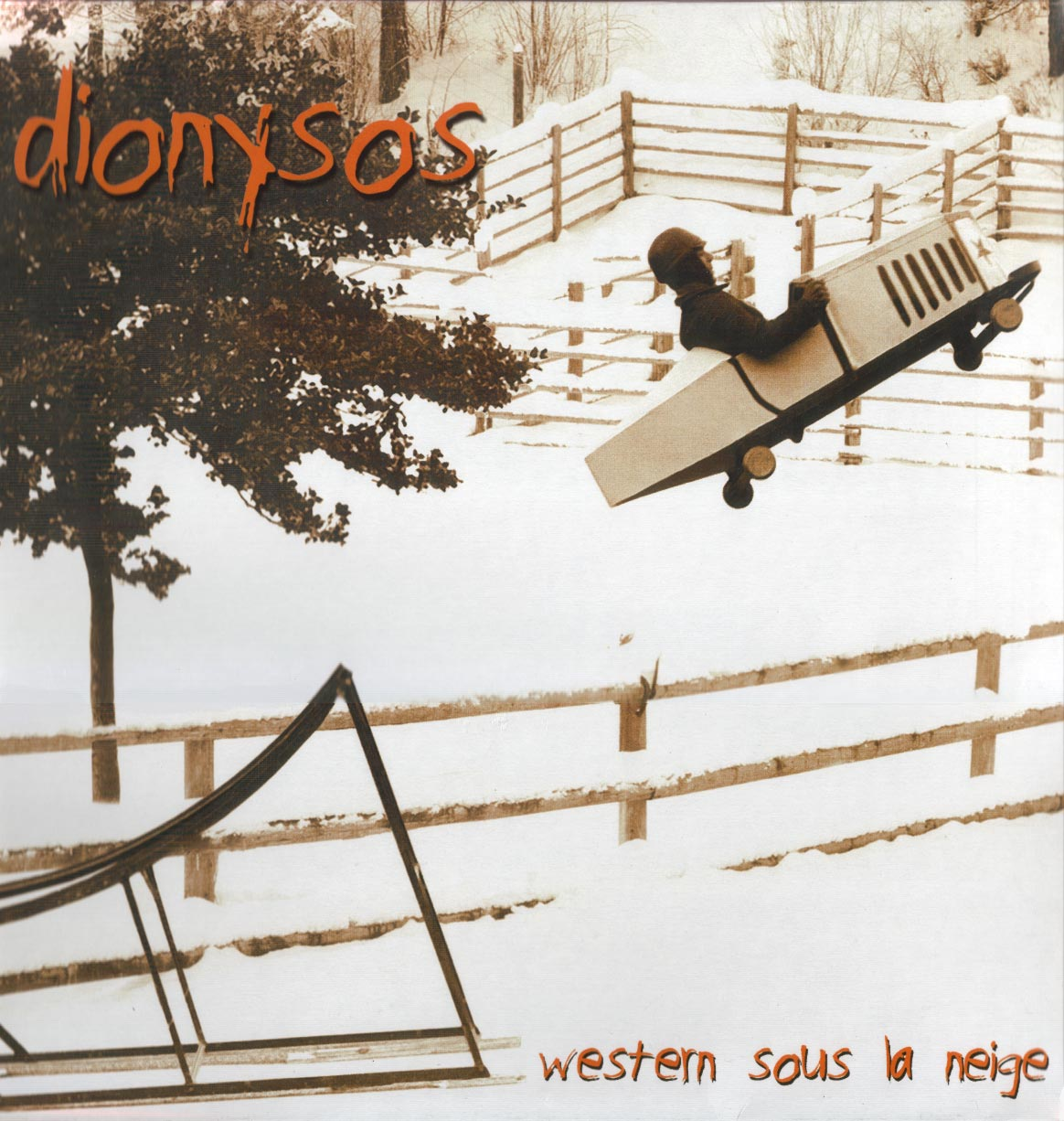 Dionysos - Whatever The Weather - Concert Electrique